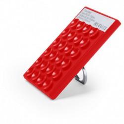 Power bank 2000 mAh z przyssawkami, stojak na telefon