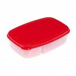 Pojemnik na lunch TASTY, czerwony