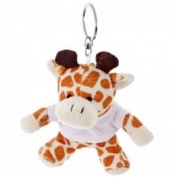 Pluszowa żyrafa, brelok | Gracie