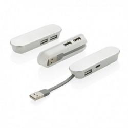 Hub USB 2.0 Flat