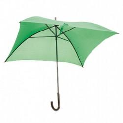 Kwadratowy parasol manualny