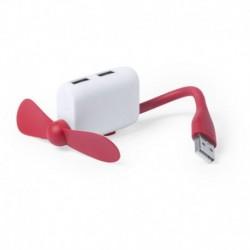 Hub USB 2.0, wiatrak
