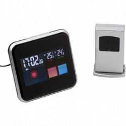 Cyfrowa stacja pogodowa z czujnikiem zewnętrznym