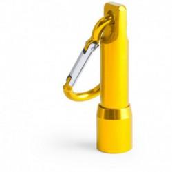 Brelok karabińczyk, lampka 1 LED